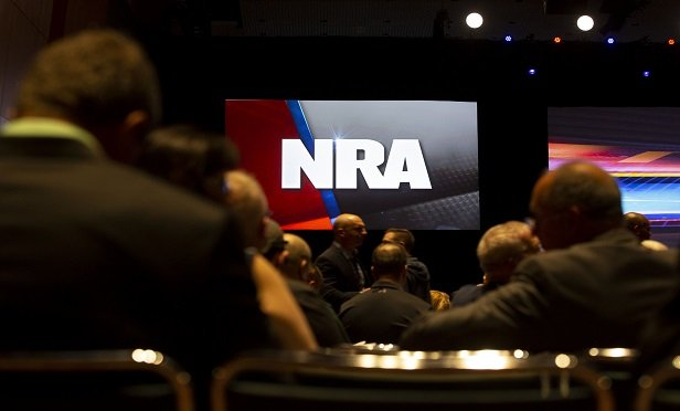DFS said a probe found the NRA illegally marketed its insurance product, called Carry Guard, in New York without having a license to do so. (Photo Daniel Acker/Bloomberg)