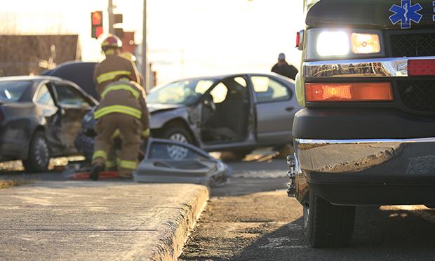 Road fatalities increase.