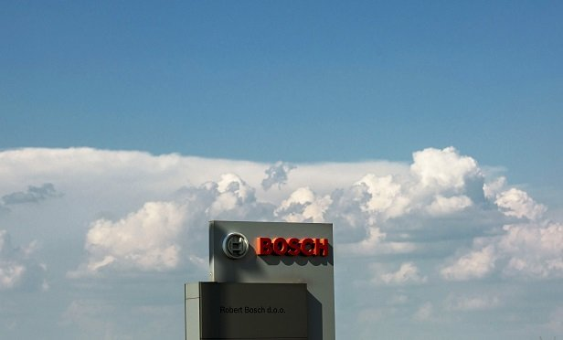 Bosch confirmed the settlement and said 2 million euros of the fine are for the alleged regulatory offense and 88 million euros for the disgorgement of economic benefits. (Photo: Oliver Bunic/Bloomberg)