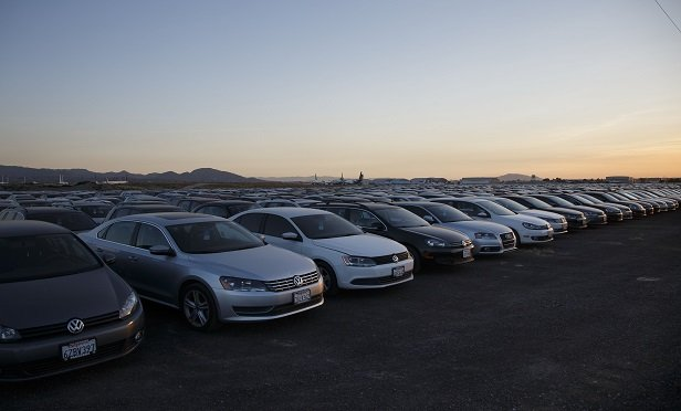 Parent company VW said last week the overall impact of the diesel crisis has now reached 30 billion euros. (Photo: Patrick T. Fallon/Bloomberg)