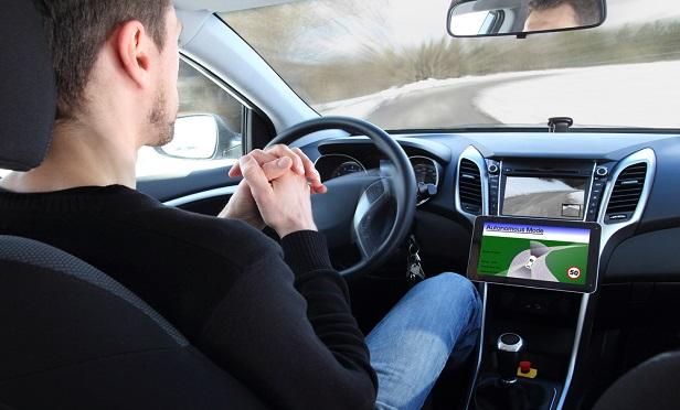 Autonomous driving.