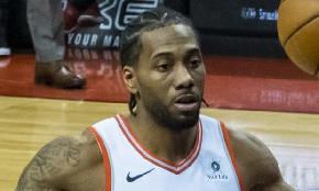 Toronto Raptors star Kawhi Leonard sues Nike