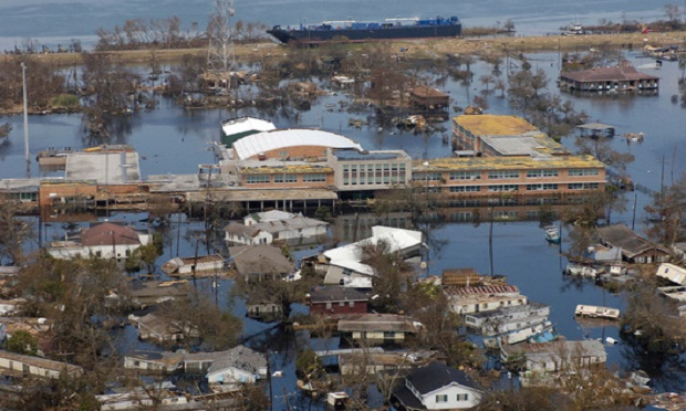 "The Sixth Circuit has ruled that a provision in an insurance policy that limited the insurer's liability for losses from ""flood for high hazard zones"" applied not only to property damage but to all loss or damage arising out of a flood. (Photo: Scott Saltzman)"