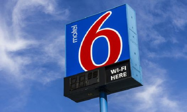 The deal is an amended settlement to resolve a case filed on behalf of unidentified victims of ICE interrogation and deportation after Motel 6 shared its guest lists with federal agents. (Photo: Shutterstock)