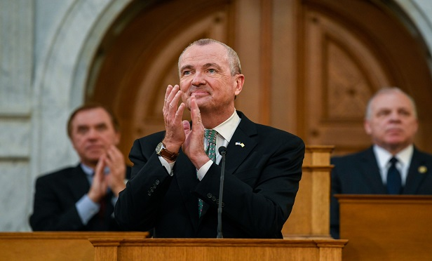 Jackson Lewis reported that Gov. Murphy also signed S2986 into law on June 11. (Photo: Ron Antonelli/Bloomberg)