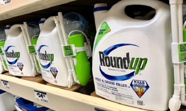 Bayer's lawyers claim scientific evidence and regulatory findings found that Roundup's key ingredient, glyphosate, does not cause non-Hodgkin lymphoma. (Photo: Shutterstock)