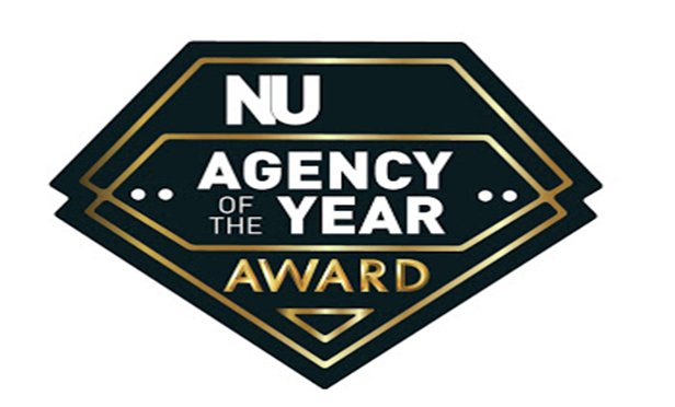 NU Agency of the Year Award Logo