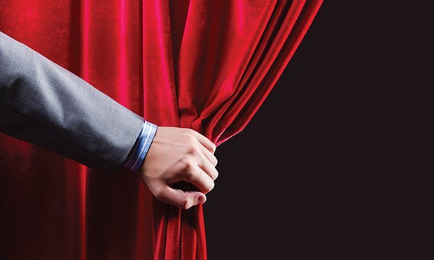 Pulling back the curtain on fraud.