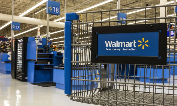 This is not the first time Walmart has taken steps to control the underage use of e-cigarettes. In May, the retail giant announced it would be raising the minimum age for tobacco products to 21 and was in the process of discontinuing the sale of fruit- and dessert-flavored e-cigarettes, according to media reports. (Credit: Jonathan Weiss/Shutterstock)