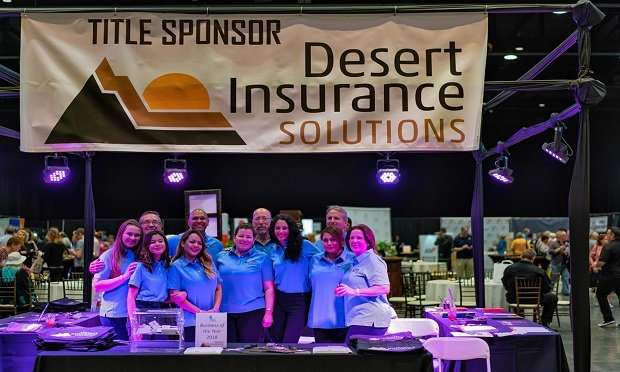 The staff at Desert Insurance Solutions offers expert, hands-on client relations, says President Carrie Babij.