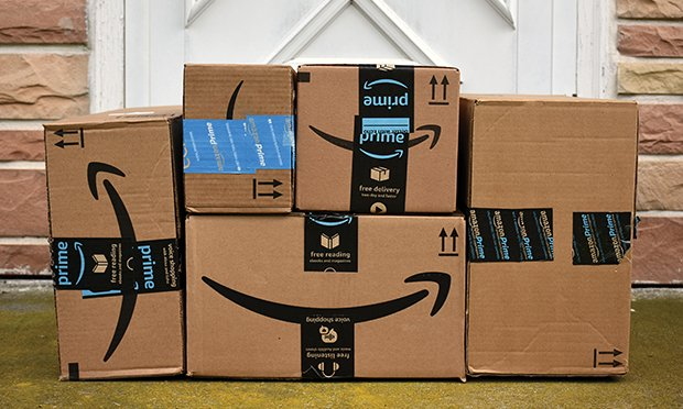 Amazon & product liability.