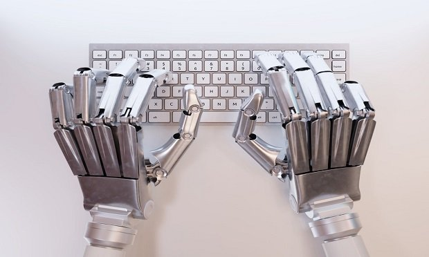 Robotic process automation (RPA) allows data to be handled across many different systems and ultimately means fewer human errors and significant time savings. (Photo: Shutterstock)