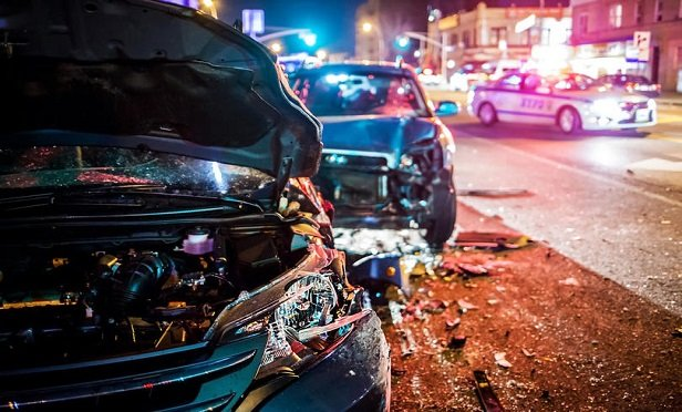 The NHTSA reported that, in 2018, drunk driving fatalities dropped about 4%, although they still accounted for 29% of 2018 traffic deaths. (Credit: Photo Spirit/Shutterstock)