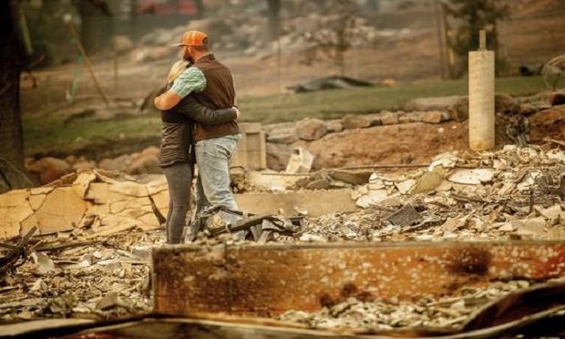 Calif. bars insurers from refusing to renew policies in wildfire areas
