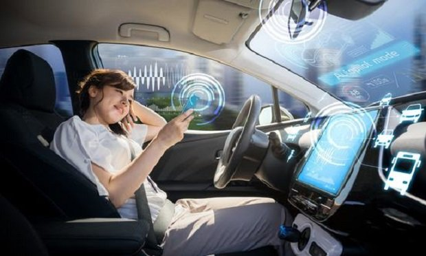 New car technology is quickly transforming vehicles into 'computers on wheels.' (Photo: Shutterstock)