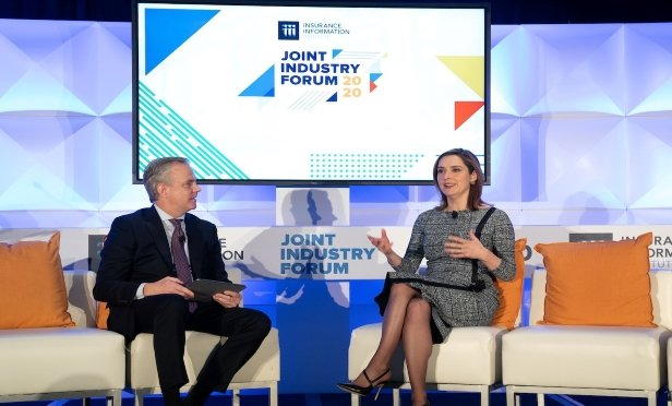 A chance for the insurance industry to wear a white hat: I.I.I. Joint Industry Forum tackles climate risk and more