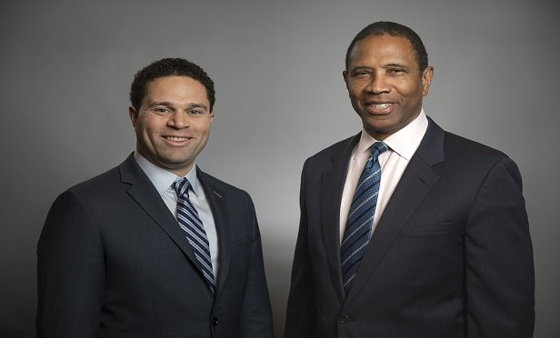 """During his time at Willis, Kael Coleman (pictured above, left) says he recognized that there was a significant demand for supplier diversity from Fortune 1000 and government entities. Eventually, he thought, """"why couldn't we create a company that has the expertise, the market access and infrastructure to help the market achieve its supplier diversity goals?"""" (Photo: Protecdiv)"""