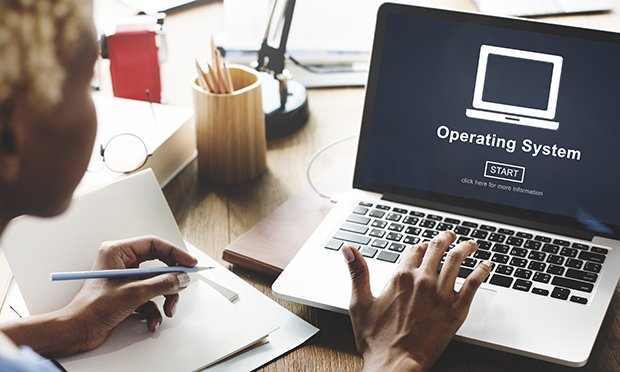 Current estimates from December 2019 indicate that 26.6% of all users operating Windows OS are using Windows 7. (Credit: Raxpixel.com/Shutterstock)