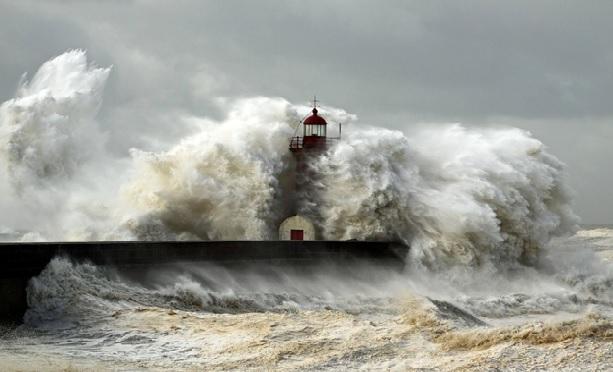 Climate change insurance risks.