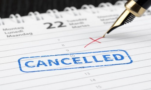 """When canceling or altering an upcoming insurance event, it's important to """"be true to your audiences,"""" says Sendoso CMO Dan Frohnen. (Photo: Shutterstock)"""