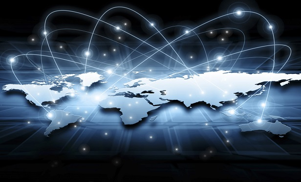Global economic view.