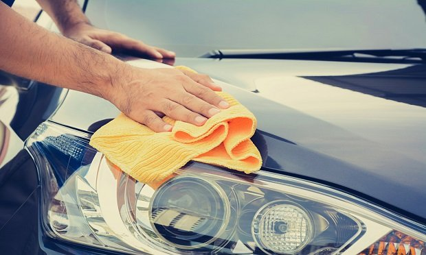 A car's steering wheel has four times more bacteria than a toilet seatbecause most people clean their bathrooms more regularly than they clean their cars. (Shutterstock)