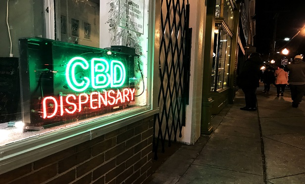 Like any other industry, cannabis has many risks that require comprehensive insurance coverage. For example, because licensed cannabis businesses are required to collect customer information, they are particularly vulnerable to cyberattacks. (Photo: Diego M. Radzinschi/ALM)