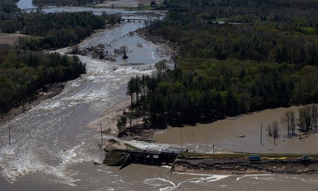 According to the complaint, the dam breakage and resulting consequences were entirely preventable. The class bringing the action seeks to recover all damages lost. (Photo: Bloomberg)