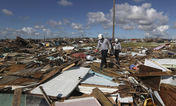 Considering the obstacles we are already facing, we must consider how insurers will respond to a natural disaster during the COVID crisis. (Photo: Fernando Llano/AP)