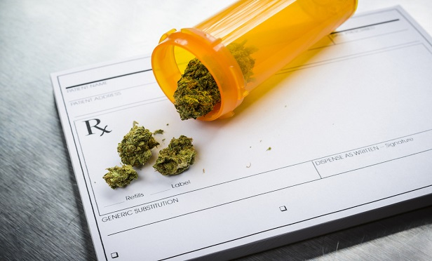 If the tea leaves are being read closely, they seem to be saying that medical marijuana will be found to be reasonable and necessary medical care for injured workers in Pennsylvania, provided they have a qualifying condition under the state's Medical Marijuana Act (MMA), such as severe chronic pain or opioid use disorder. (Credit: Shutterstock)