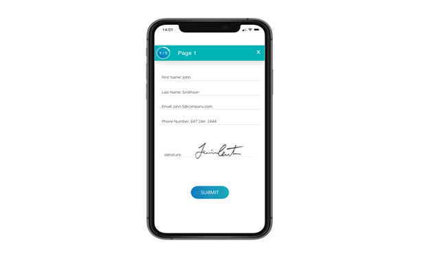 Digital solutions, such as Lighitco's, allows insurance companies to accelerate policy sales, renewals and claims processing. (Photo: Lightico)