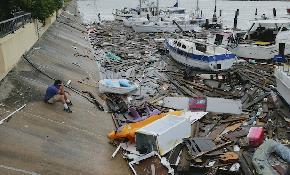 Hurricane Hanna tears through Texas leveling Corpus Christi marina