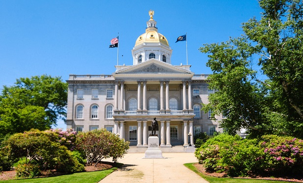 For insurers, the legislation instructs companies to waive cost-sharing for COVID-19 testing and treatment for policyholders who are also New Hampshire residents. (Credit: Zack Frank/Shutterstock)