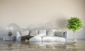 Coverage for interior property damage caused by rain