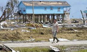 Hurricane Laura: Images of destruction