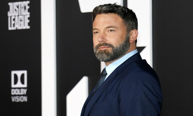 "Ben Affleck at the world premiere of ""Justice League"" held at the Dolby Theatre in Hollywood, Calif., on November 13, 2017. (Photo: Shutterstock)"