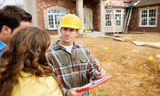 Builders risk insurance protects a person's or organization's insurable interest in materials, fixtures and/or equipment to be installed during the construction or renovation of a building or structure. (Photo: Shutterstock)