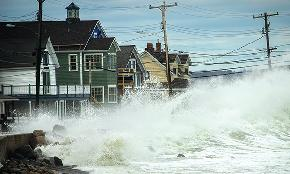 Determining water loss: Storm surge tide surge or rainwater flood