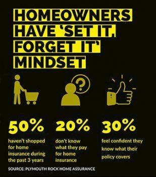 Homeowners insurance infogrpahic