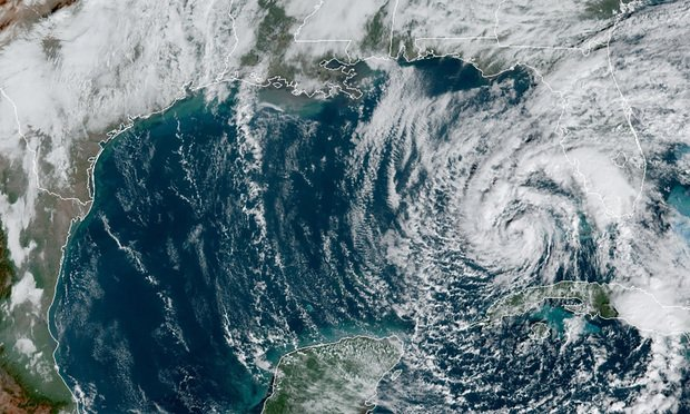 The past year turned out to be the most active hurricane season on record, with 30 named storms, of which six were Category 3 or higher. 2020 was the fifth consecutive year with an above-normal hurricane season. (Credit: National Oceanic and Atmospheric Administration)