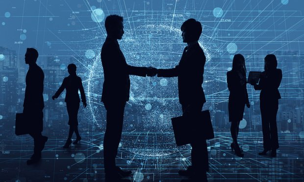 With a slew of deals announced in recent months, Clyde & Co. anticipates completed M&A transactions to surpass 220 worldwide during the first half of this year. That would be the first time since 2019 that level of transactional volume was reached. (Credit: metamorworks/Shutterstock.com)