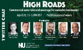 Blunt talk: A Twitter chat on commercial auto risks for cannabis businesses