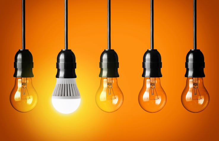 """""""I'm a light bulb"""""""