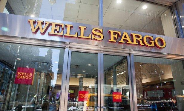 A Wells Fargo branch in New York (Photo: Bloomberg)