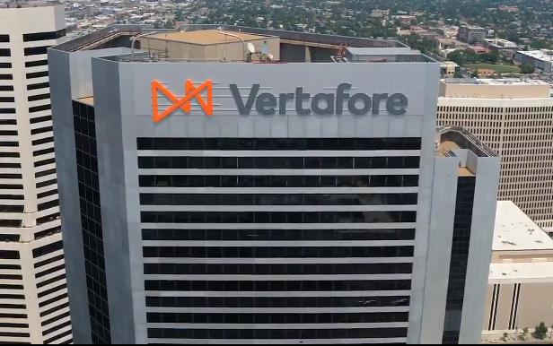 Vertafore's offices in Denver