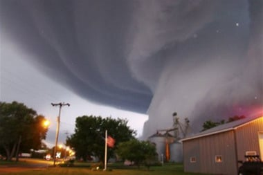 A total of 881 tornadoes have been documented in 2011, and at least 305 of them hit the U.S. between April 25 and 28, making it the largest outbreak in history, according to the NOAA.