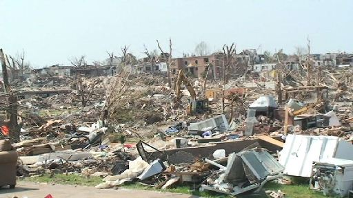 Joplin Missouri Devastation