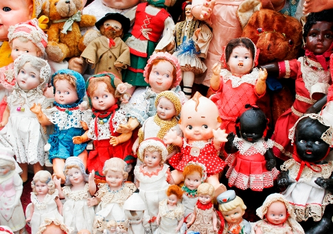 Insuring Collectibles: Dolls