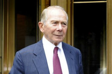 Former AIG CEO Maurice R.