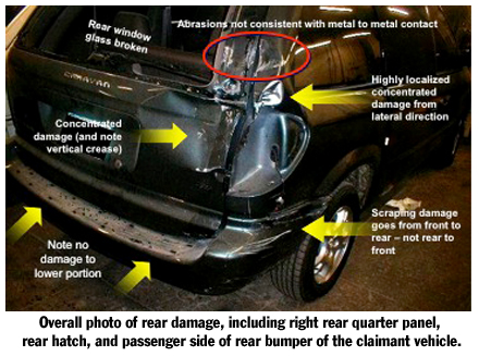Forensic Analysis of An Alleged Hit-And-Run Accident ...